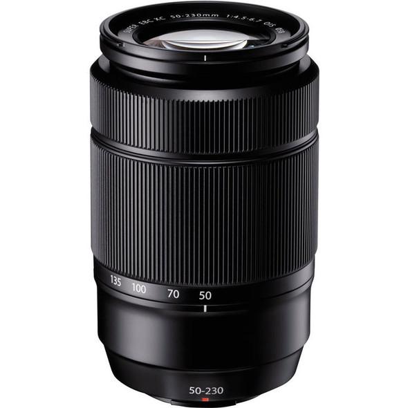 Fujifilm FUJINON XC 50-230mm f/4.5-6.7 OIS II (Black)