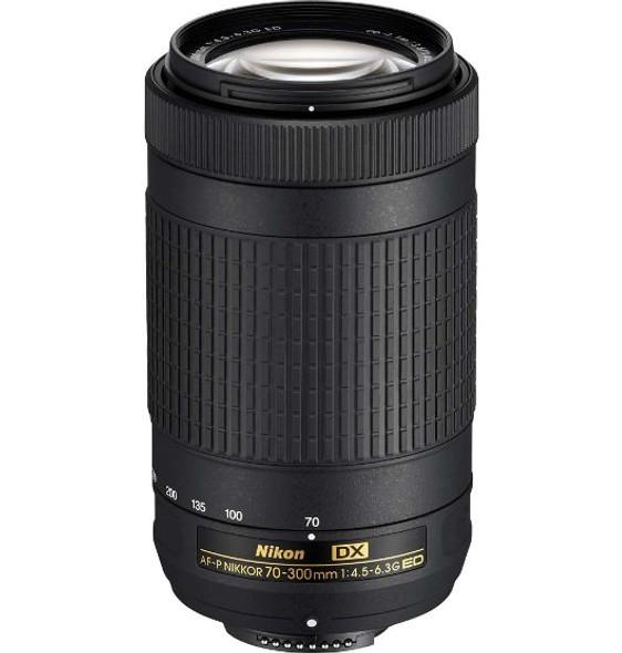 Nikon AFP 70-300mm f/4.5-6.3G VR Black