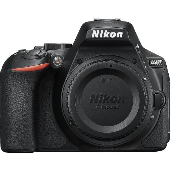 Nikon D5600 Body Black (Kit Box)