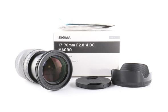 Sigma 17-70mm F2.8-4 Contemporary DC Macro (Nikon)