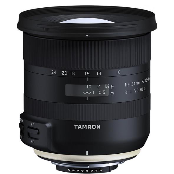 Tamron 10-24mm f/3.5-4.5 Di II VC HLD Lens for Nikon F (B023N)