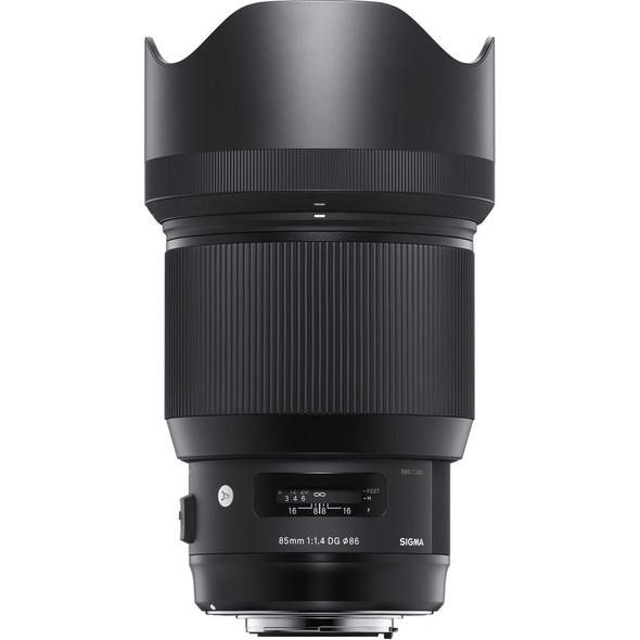 Sigma 85mm f/1.4 DG HSM Art Lens for Canon