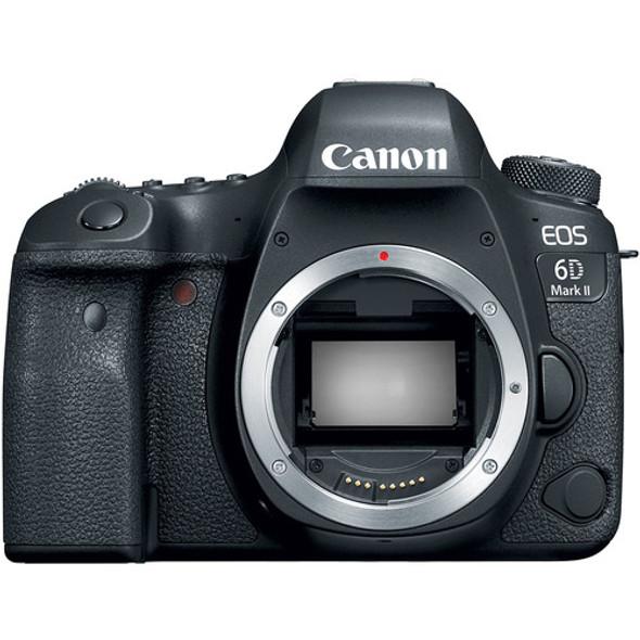 Canon EOS 6D Mark II Body Black