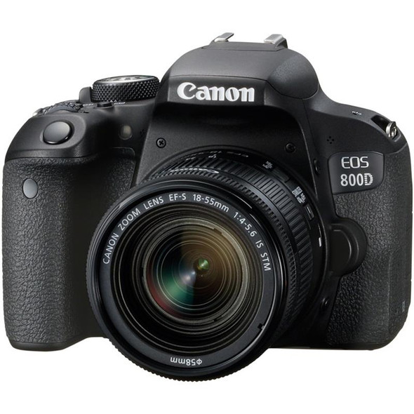 Canon EOS 800D Kit with 18-55mm STM Lens
