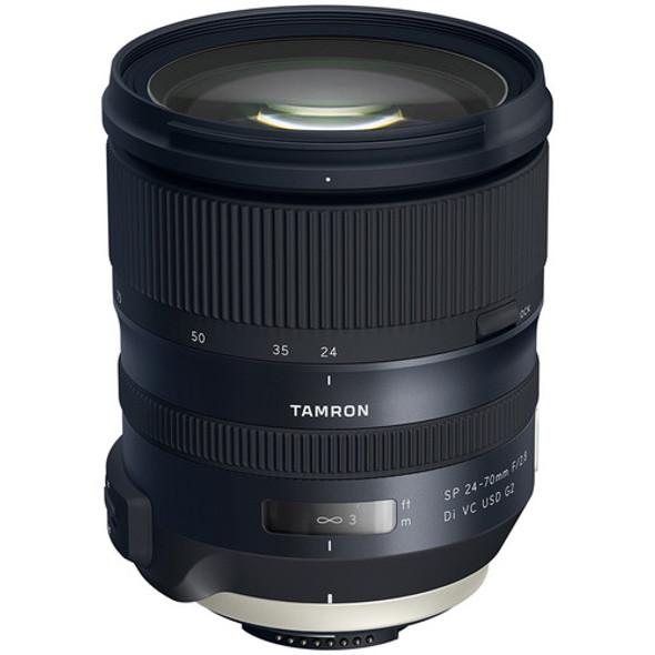 Tamron SP 24-70mm f/2.8 Di VC USD G2 Lens for Nikon F (A032N)