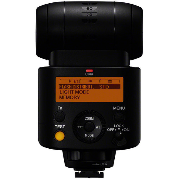 Sony HVL-F45RM Flash Light Black