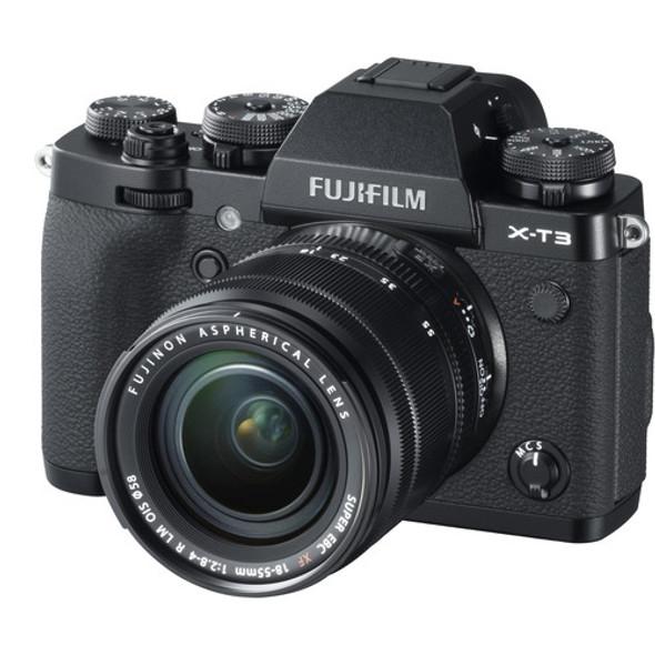 Fujifilm X-T3 Kit with 18-55mm Black