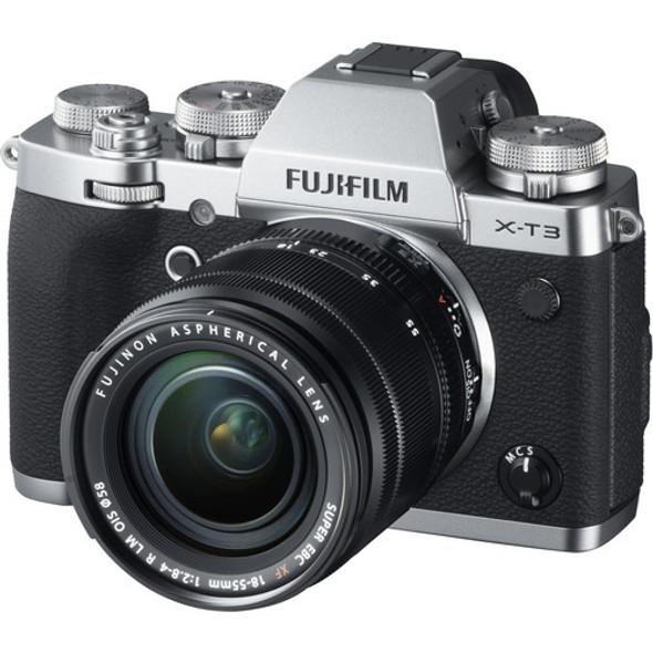Fujifilm X-T3 Kit with 18-55mm Silver