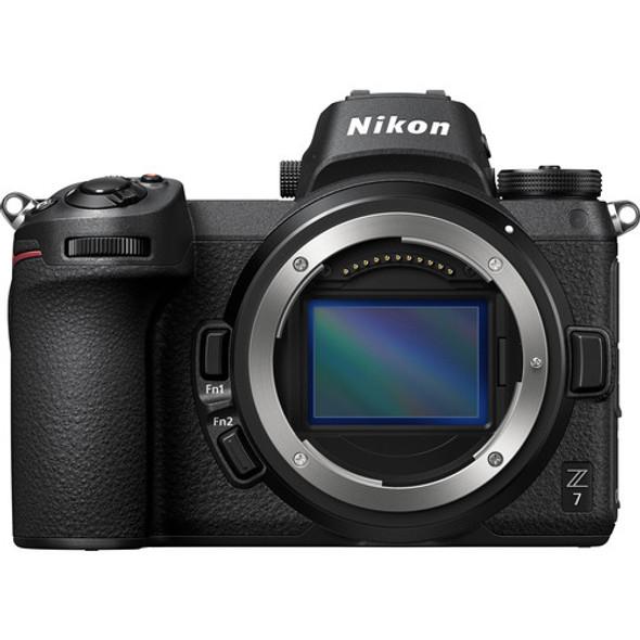 Nikon Z7 Body With FTZ Adapter Kit