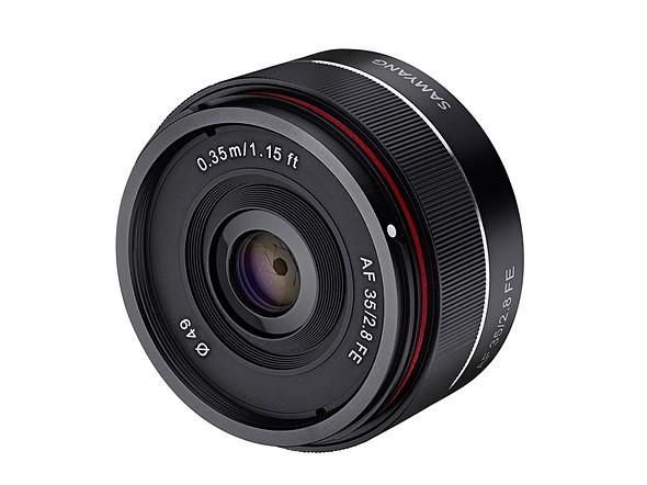 Samyang AF 35mm f/2.8 FE Lens (Sony E, Auto Focus)