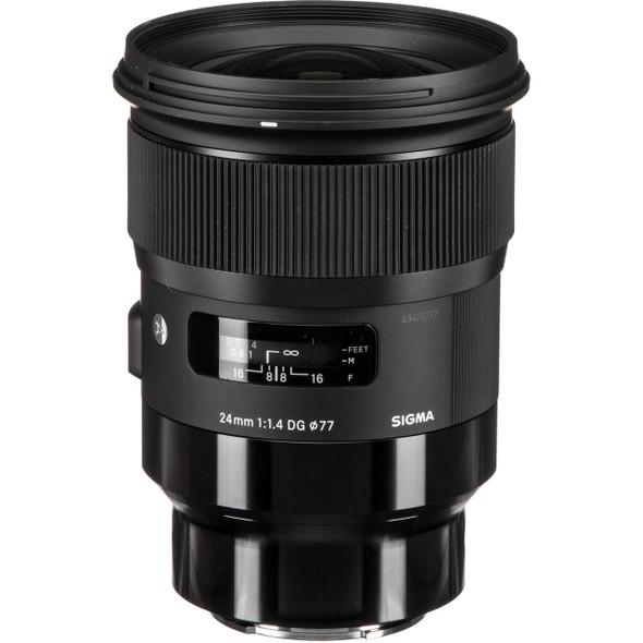 Sigma 24mm f/1.4 DG HSM Art Lens (Sony E)