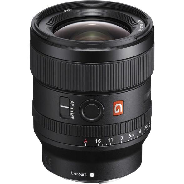 Sony FE 24mm f/1.4 GM Lens (SEL24F14GM)