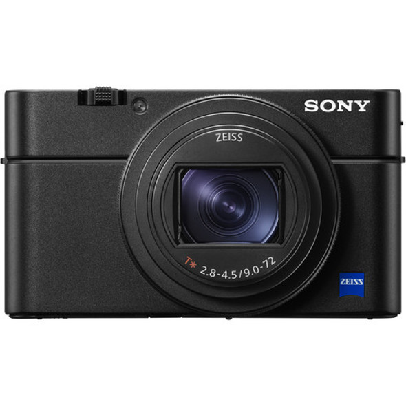 Sony Cyber-shot DSC-RX100 VI Black