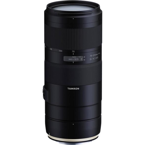 Tamron 70-210mm f/4 Di VC USD Lens for Canon EF (A034E)
