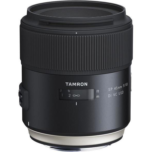 Tamron SP 45mm f/1.8 Di VC USD Lens for Canon (F013E)