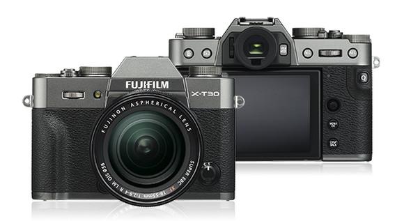 Fujifilm X-T30 Body Charcoal  Silver