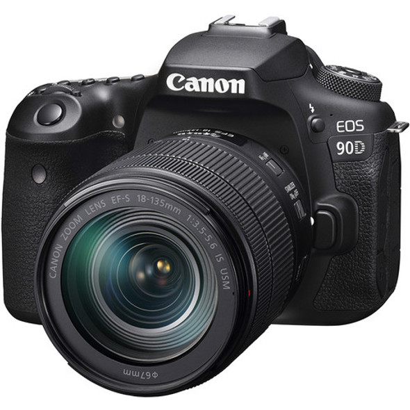 Canon EOS 90D Kit (18-135mm IS USM)