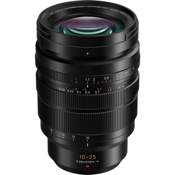 Panasonic Leica DG Summilux 10-25mm F1.7 ASPH HX1025E (Black)