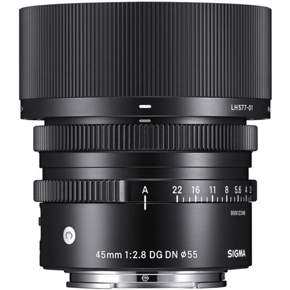 Sigma 45mm f/2.8 DG DN Contemporary Lens (Sony E)