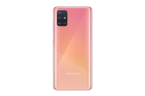 Samsung Galaxy A51 Prism Crush Pink 128GB 6GB Dual Sim A515FD