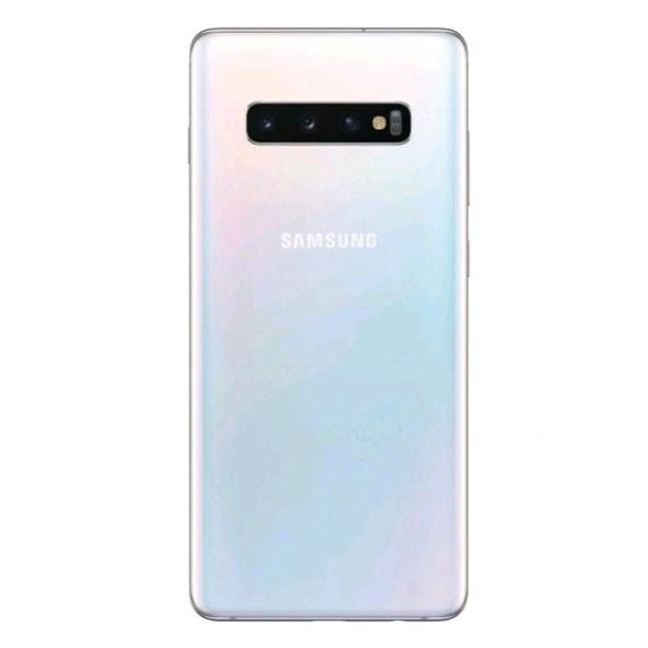 Samsung Galaxy S10 Plus G975F DS (512GB/8GB, Ceramic White)