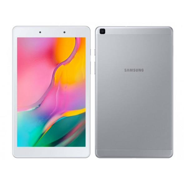 """Samsung Galaxy Tab A 2019 8.0"""" T295 (32GB/2GB, Silver, LTE Version)"""