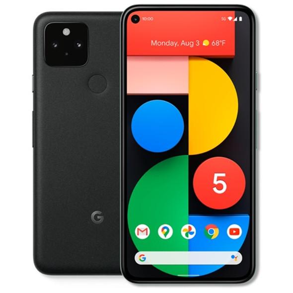 Google Pixel 5 128GB 8GB Just Black