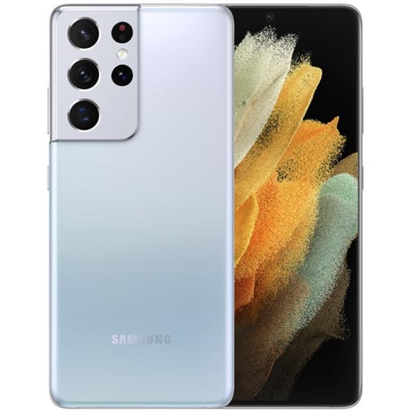 Samsung Galaxy S21 Ultra 5G Snapdragon 256GB 12GB Phantom Silver [G9980]