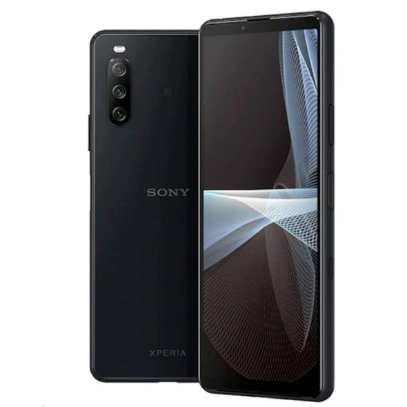 Sony Xperia 10 III 5G 128GB 6GB RAM XQ-BT52 Dual Sim Black