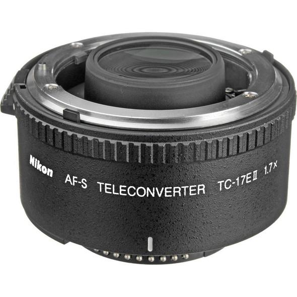 Nikon AF-S TC-17E II Black