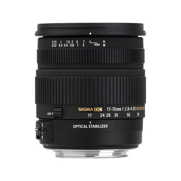 Sigma 17-70mm f/2.8 4 DC Macro HSM OS (Nikon)