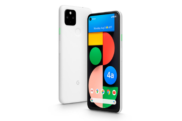 Google Pixel 4a 5G 128GB Clearly White (6GB)