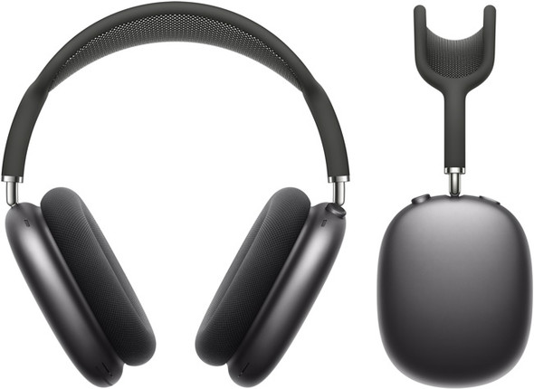 Apple Airpods Max (Space Grey) MGYH3AM/A