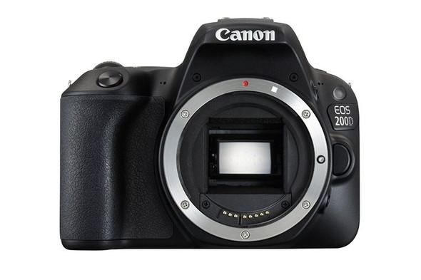 Canon EOS 2000D (Body) (Black)