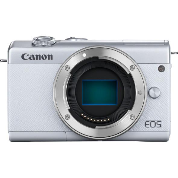 Canon EOS M200 (Body) (White) (KB)