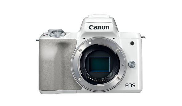 Canon EOS M50 Mark II (Body) (KB) (White)