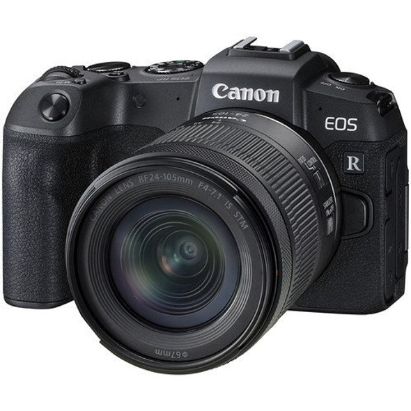 Canon EOS RP with 24-105mm f/4-7.1 Lens (With R Adapter)