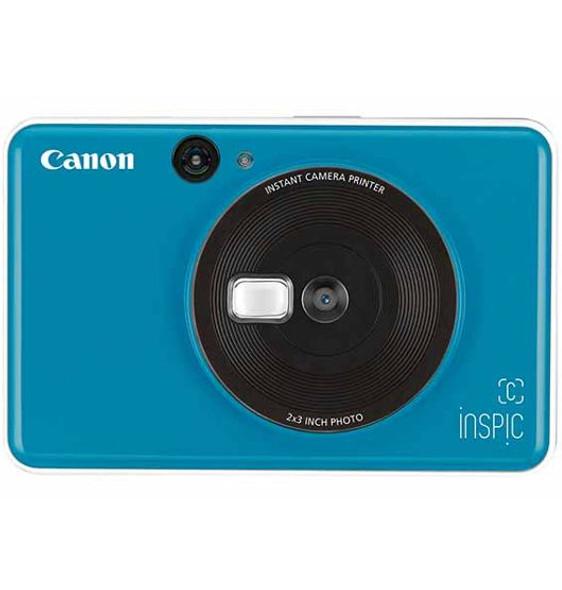Canon Inspic C Instant Camera/Printer (Blue)