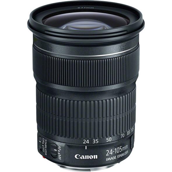 Canon EF 24-105mm f/3.5-5.6 IS STM Lens [White Box]