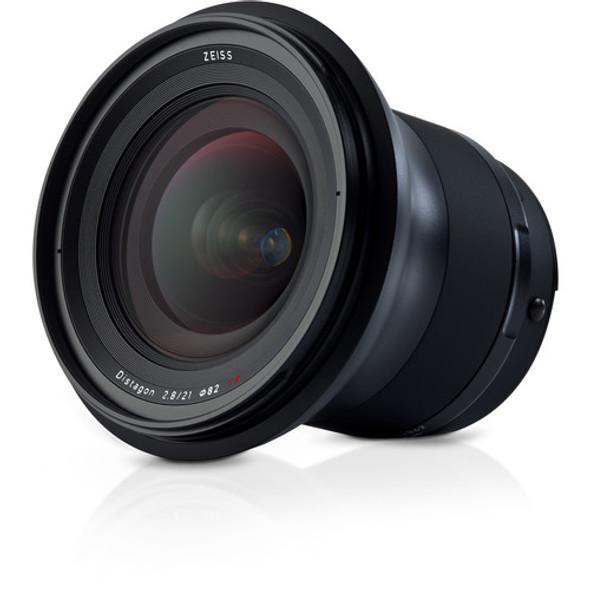 ZEISS Milvus 21mm f/2.8 ZF.2 Lens for Nikon F
