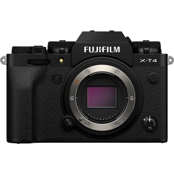 FUJIFILM X-T4 (Body) (Black) (Kit Box)