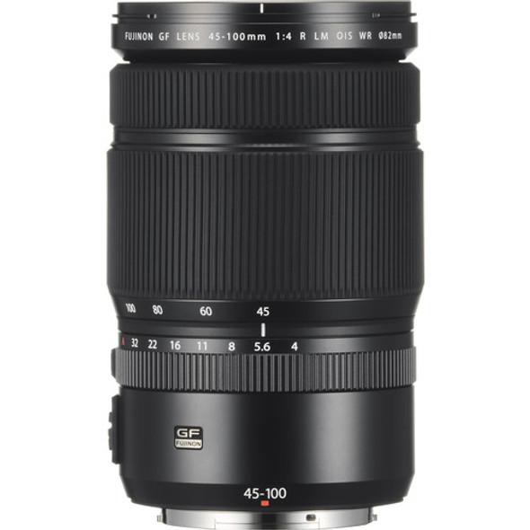 FUJIFILM GF 45-100mm f/4 R LM WR Lens