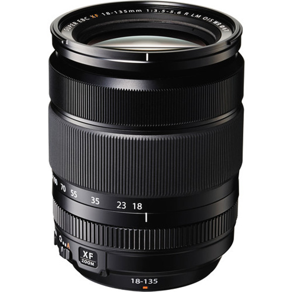 FUJIFILM XF 18-135mm F/3.5-5.6 OIS WR Zoom Lens