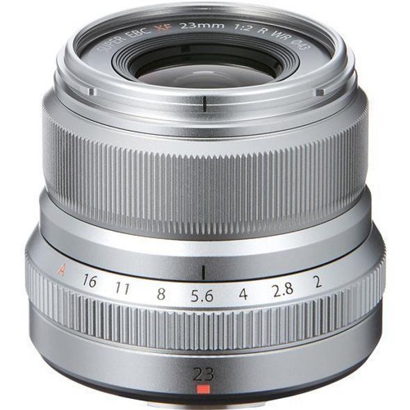 FUJIFILM XF 23mm F/2 R (Silver)