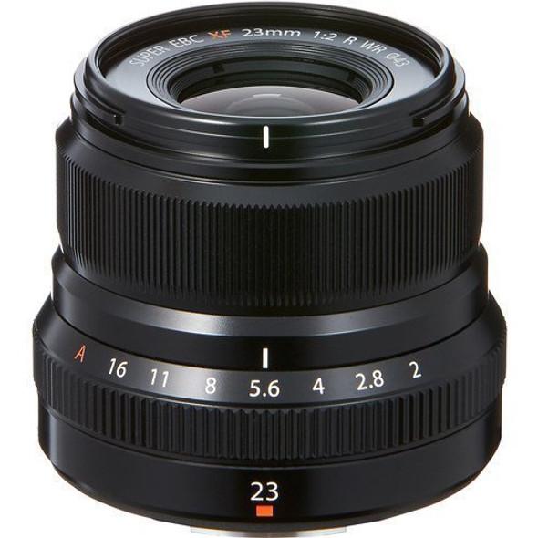 FUJIFILM XF 23mm F/2 R (Black)