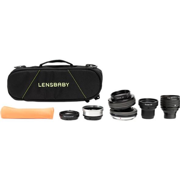 Lensbaby Composer Pro II Optic Swap Kit (Canon EF)