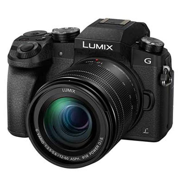 Panasonic Lumix DC-G100M with 12-60mm f/3.5-5.6 Lens