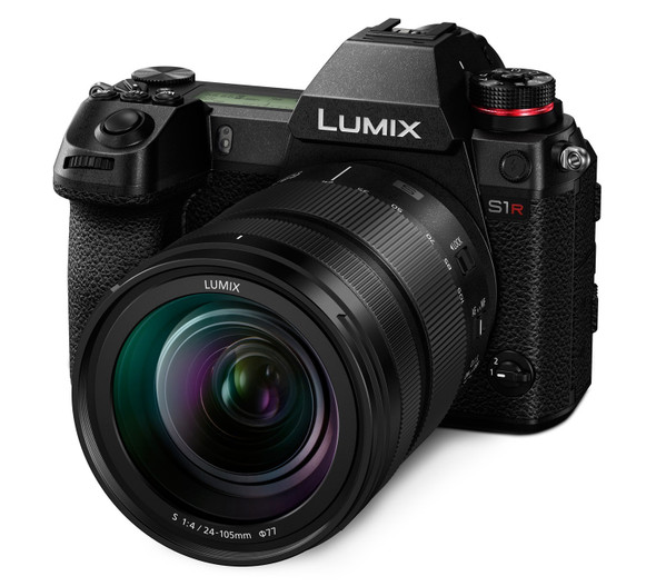 Panasonic Lumix DC-S1RM with LUMIX S 24-105mm f/4 MACRO O.I.S. Lens