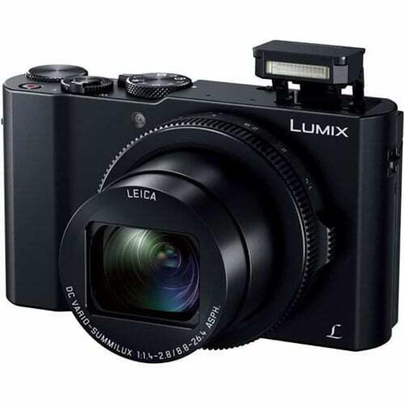 Panasonic Lumix DMC-LX9 (Black)