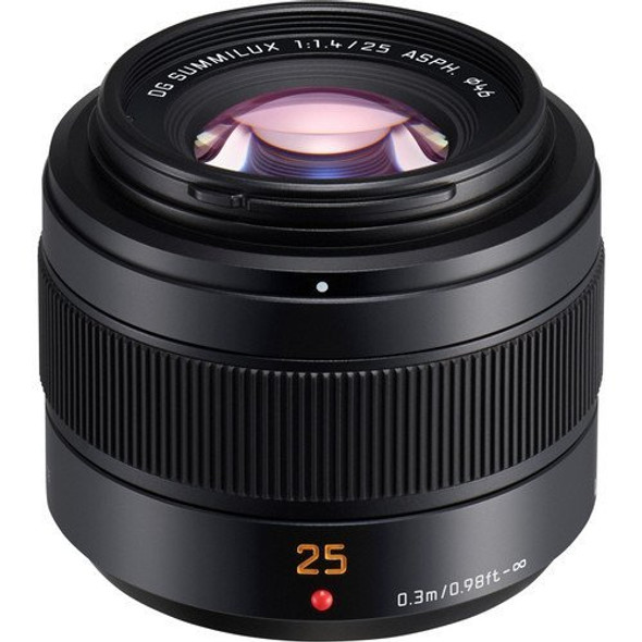 Panasonic Leica DG Summilux 25mm f/1.4 II ASPH. Lens (HXA025)